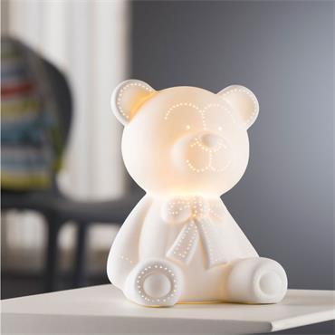 Belleek Teddy Luminaire