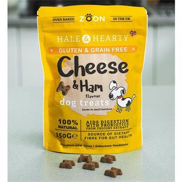 Smart Garden Hale & Hearty Ham & Cheese Grain Free 150g