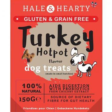 Smart Garden Hale & Hearty Turkey Hot Pot Grain Free 150g