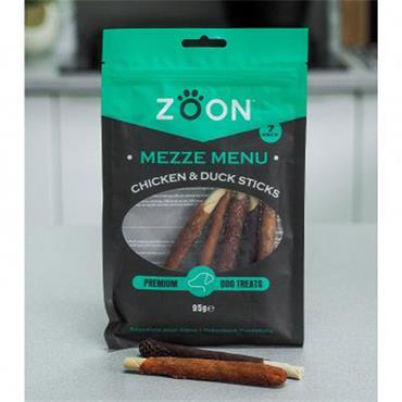Smart Garden Mezze Menu Chicken & Duck Sticks 7pk