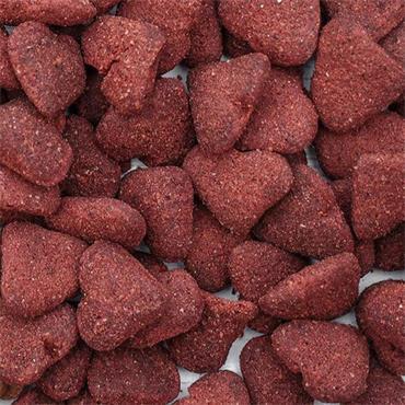 Smart Garden Dog Food Soft & Moist Chewy Hearts 350g