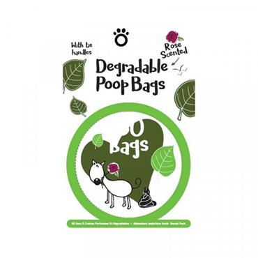 Smart Garden Degradable Scented Poop Bags 50pk