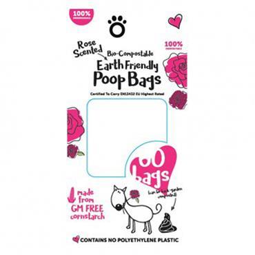 Smart Garden Bio Compostable Poop Bags 4 x 60pk