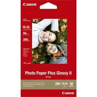 Canon PP-201 Photo Paper Plus Glossy II 10x15