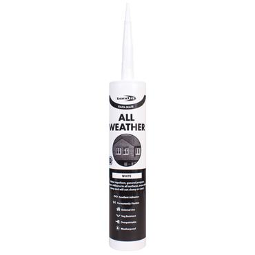 Bond It Rain Mate All Weather Sealant White 310ml