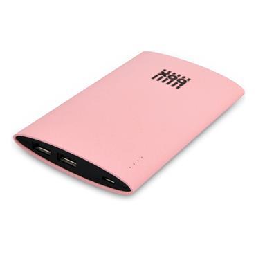 Box 6000 Mah Portable Battery Pink