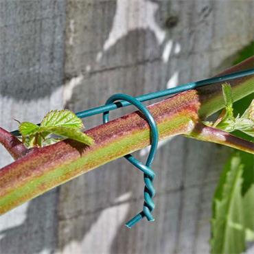 Smart Garden HD Garden  Wire PVC Coated  Green 2mm X 25m
