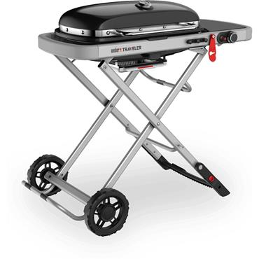 Weber Traveller Portable Gas Grill