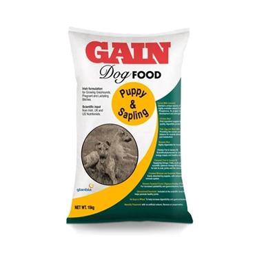 Gain Puppy & Sapling 15kg