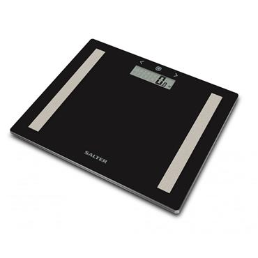 Salter Compact Glass Analyser Scale Black