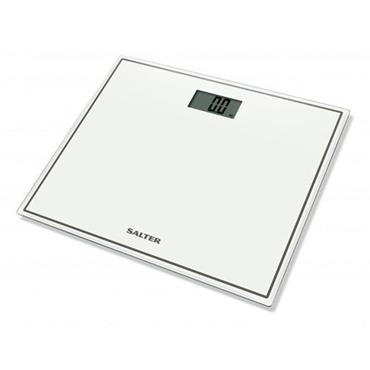 Salter Electronic Compact Glass Bathroom Scales