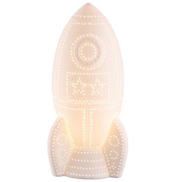 Belleek Rocket Luminaire