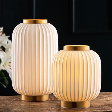 Belleek Oriental Lantern Small