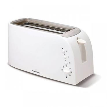 Morphy Richards 4 Slice Toaster White