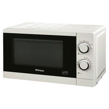 Dimplex Microwave 20L 800w White