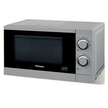 Dimplex Microwave 20L 800w Silver