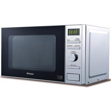 Dimplex Digital Microwave 20L 800w Silver