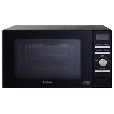 Dimplex Digital Microwave 20L 800w Black