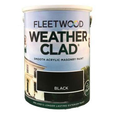Fleetwood Weather Clad Black 5L