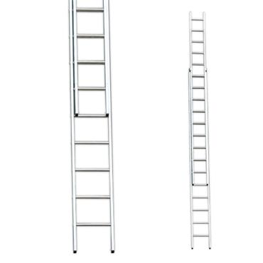 Stradbally Ladders 4m Aluminium Double Extension Ladder