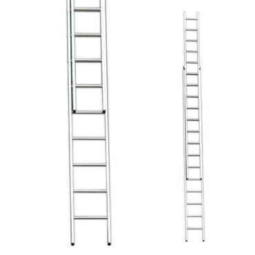Stradbally Ladders 4.5m Aluminium Double Extension Ladder