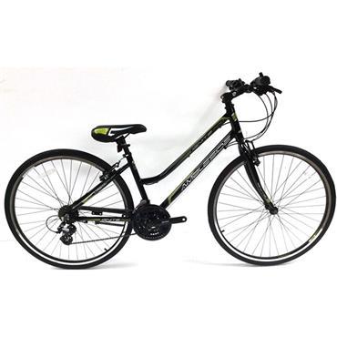 """Ignite Ambleside Ladies Hybrid 17"""" 21 Speed Bicycle"""