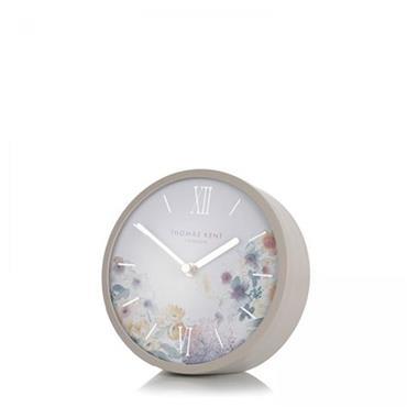 "5"""" Crofter Mantel Clock Dark Grey"
