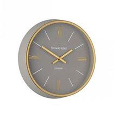 "Thomas Kent 10"" Hampton Wall Clock Dove"