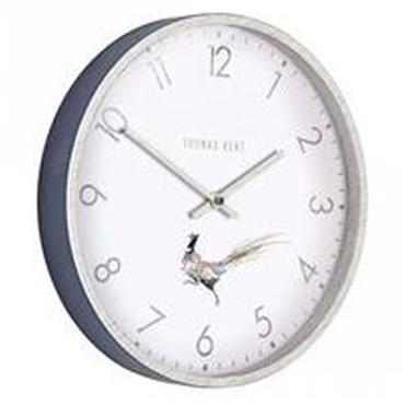 """Thomas Kent 12"""" Crofter Wall Clock Navy"""