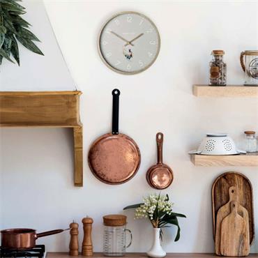 Thomas Kent Crofter Dove 30cm Clock