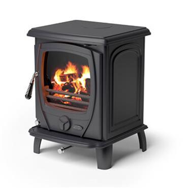 Waterford Stanley Aoife 7.3kw Non Boiler Stove Matt Black