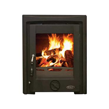 Henley Apollo 7kw Insert Stove Matt Black