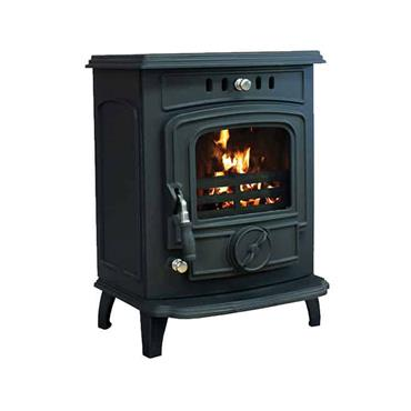Henley Stoves Aran 6kw Freestanding Stove French Grey