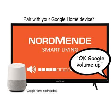 "Nordmende 24"" HD Smart TV"