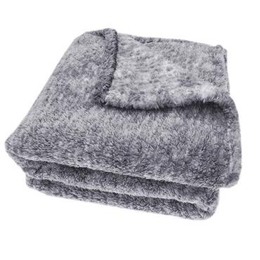 Cosy Cloud Throw Grey