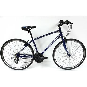"Ignite Azzura Hybrid 19"" 21 Speed Bicycle"