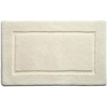 Hug Rug Bamboo Border Cream 50x80