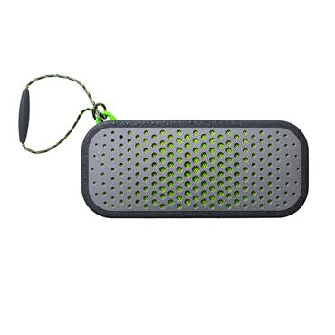 Boompods Blockblaster Grey / Green