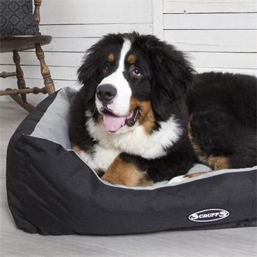 Scruffs Dog Bed Graphite Medium