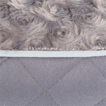 Scruffs Wilton Mattress Grey Medium