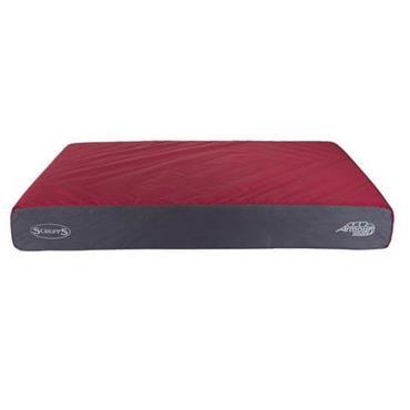 Scruffs Armourdillo Orthopadic Dog Bed X-Large Red