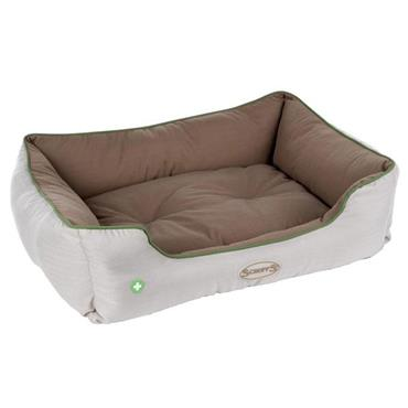 Scruffs Box Bed Large Taupe