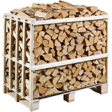 450kgs Crate Of Kiln Dried Beech Firewood Logs