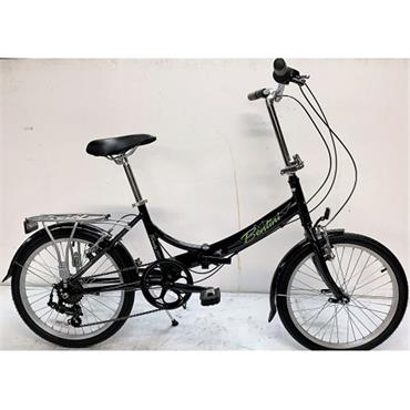 "Bentini Folding Bike 20"""" Wheel Alloy Frame"