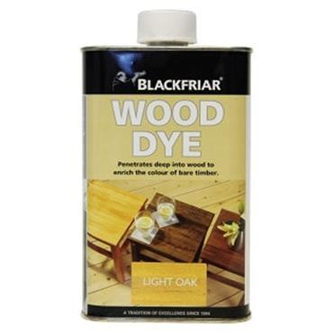 Blackfriar Wood Dye Light Oak 250ml