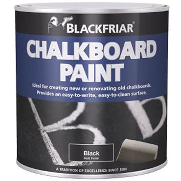 Blackfriar Blackboard Paint 500ml