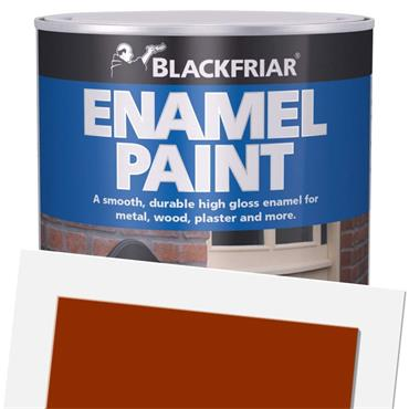 Blackfriar Enamel Paint Spice 125ml