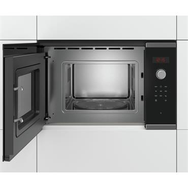 Bosch Serie 4 Built In Microwave Stainless Steel
