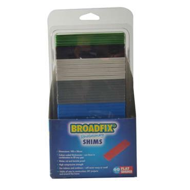 Broadfix Flat Packers Mixed Clam 60pk