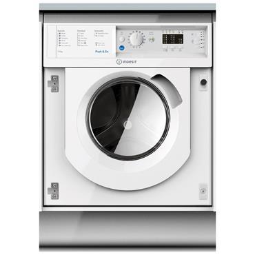 Indesit 7kg/5kg 1200 Spin Washer Dryer